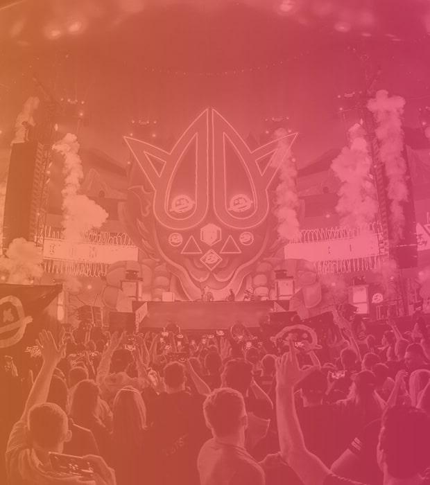 Festival marketing home