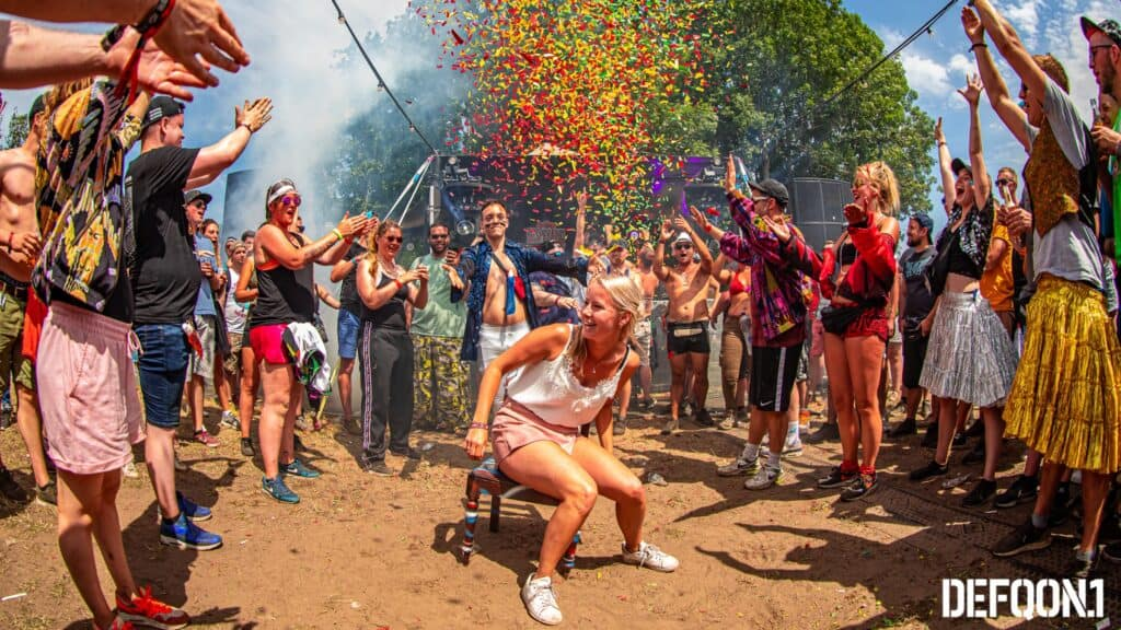 Defqon experience marketing