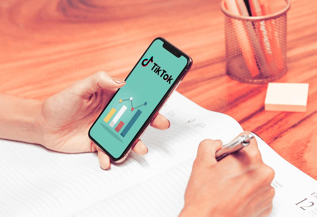 Cijfers adverteren op TikTok in Nederland