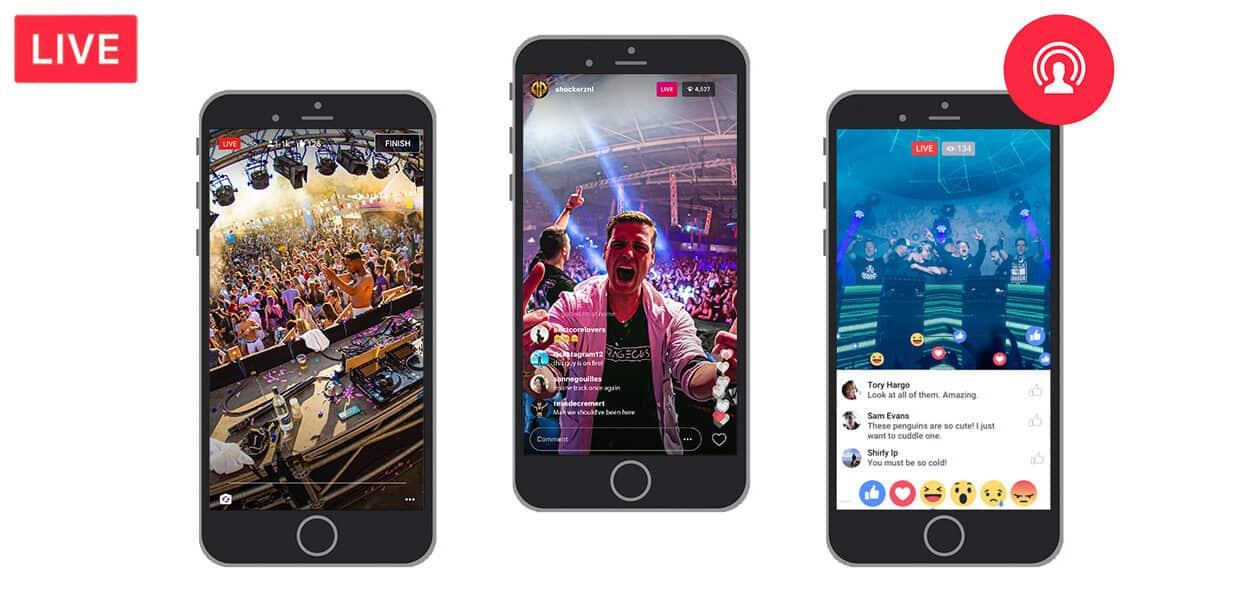festival livestream preview 2020